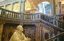 Private Papal Basilicas Rome Tour