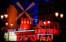 Dinner at Eiffel Tower, Seine River Cruise + Moulin Rouge Show