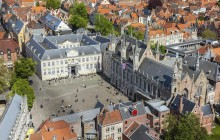 Bruges, Belgium Day Tour from Paris