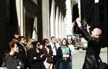 Financial Crisis Walking Tour