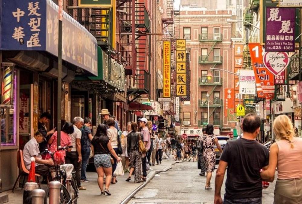Soho, Little Italy, Chinatown Tour