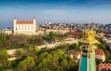 Bratislava Grand City Tour With Devin Castle