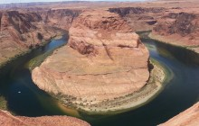 3 Day Grand Canyon Winter, Horseshoe Bend, Antelope Canyon, Zion