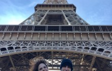 Eiffel Tower - Guided Climb