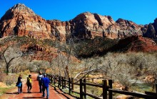 Private Zion Canyon National Park tour