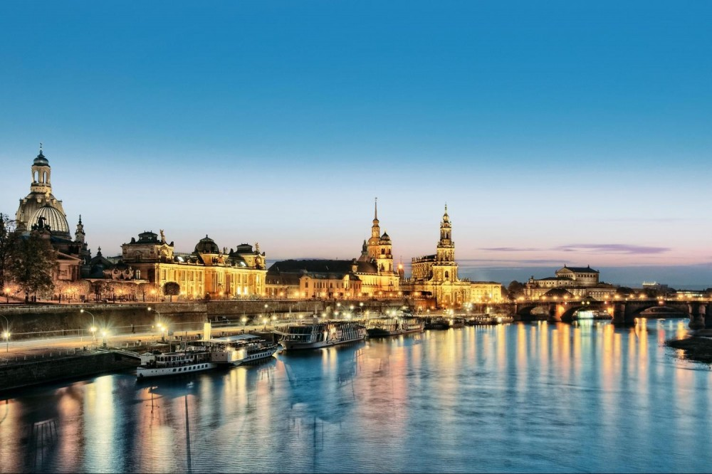 Dresden Day Trip Including Zwinger Palace & Gallery