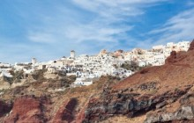 Semi Private Santorini Catamaran Day Cruise