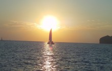 Semi Private Santorini Luxury Sunset Cruise