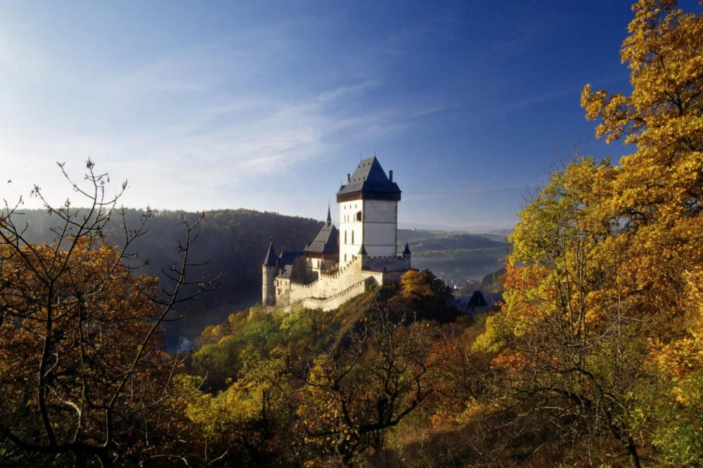 Karlstejn Castle Tour