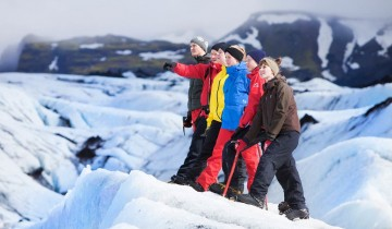 A picture of Iceland Winter Discovery 4x4 Highland Adventure