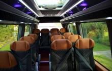 Limousine Service : Bus 20 MB Sprinter Or VW LT - 20 Passengers