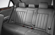 Limousine Service : Mercedes E Classe - up to 3 Passengers