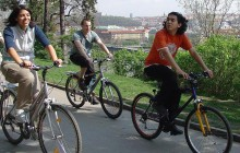 Prague City Bike Tour