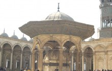 The Saladin Citadel Of Cairo