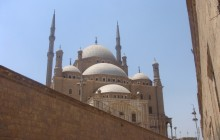 The Saladin Citadel Of Cairo