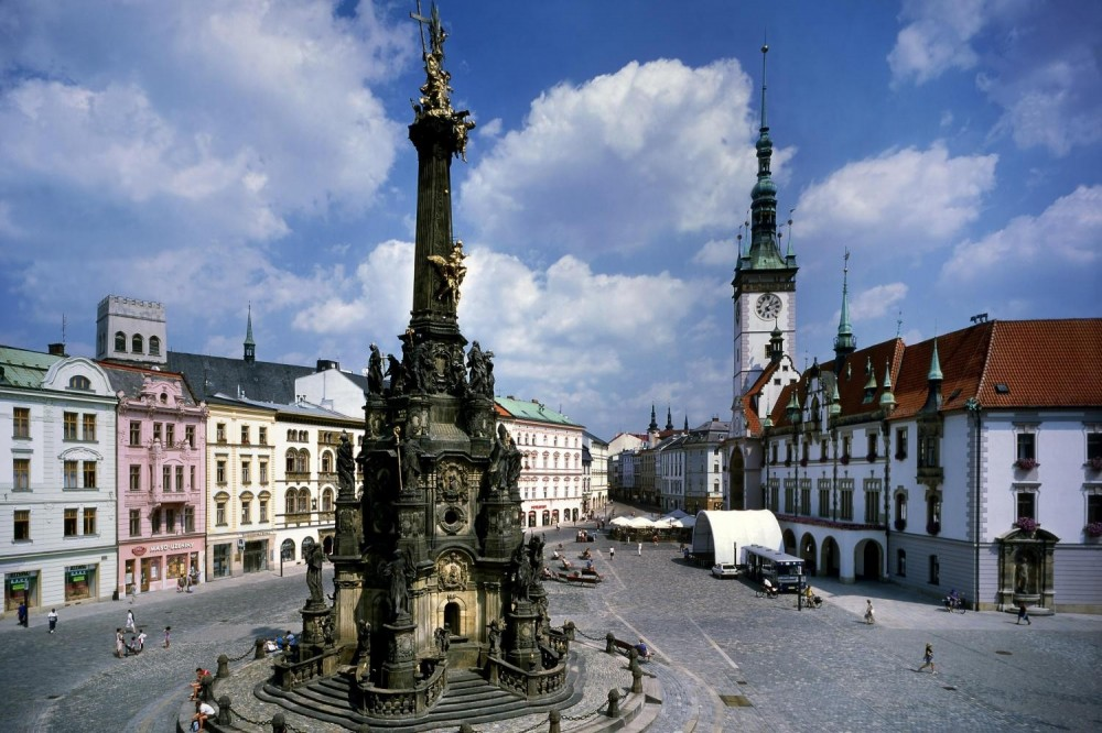Visit To The Royal Town Olomouc