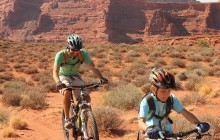 Courthouse Loop Half Day Mountain Bike Tour
