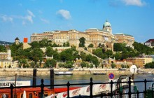 One-way Transfer From Bratislava To Central Budapest