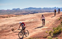 Moab Brands Trails Singletrack Biking Tour