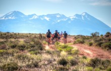 Instructional Mountain Bike Tour around Moab