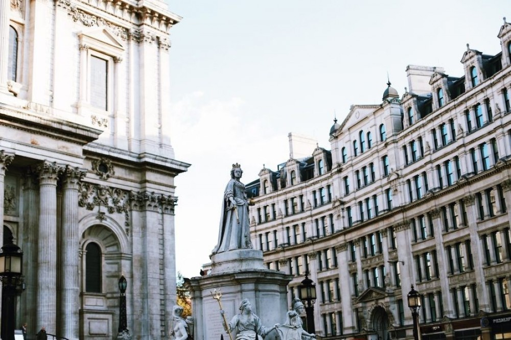 The Old City of London Guided Walking Tour
