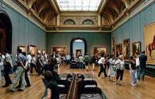 London National Gallery & The Old City of London Private Guided