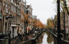 Private Amsterdam City + Red Light District Guided Walking Tour
