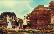Private: Magical Ayutthaya Day Trip with a Local