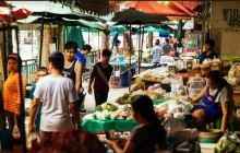 Private: Thai Cooking Class with Market Tour