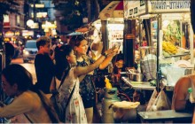 Private: Taste the Magic of Bangkok by Night