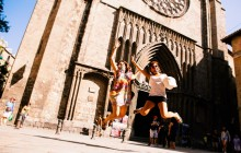 Private: 90 Minute Kickstart Tour of Barcelona