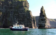 Cliff Of Moher Tour with Boat Ride