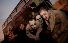 The Gravedigger Ghost Bus Tour
