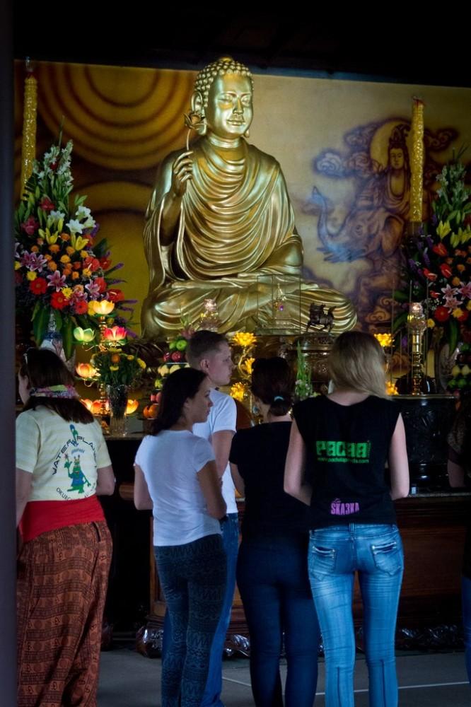Truc Lâm Temple