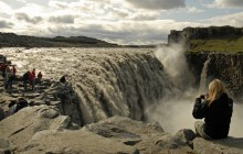 Private: Dettifoss Waterfall Tour from Akureyri