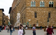 Walking Tour of Florence: David, Duomo and Ponte Vecchio