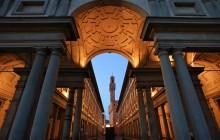 Uffizi Galery & Palazzo Vecchio
