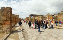 Small Group: The Best Of Pompeii Tour