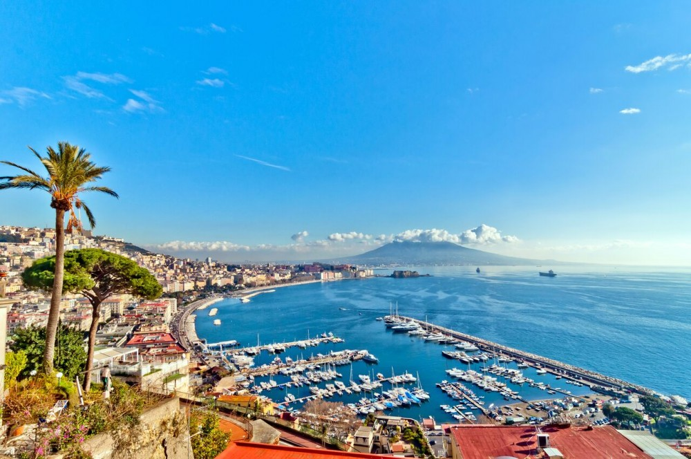Amalfi Coast Day Trip from Rome
