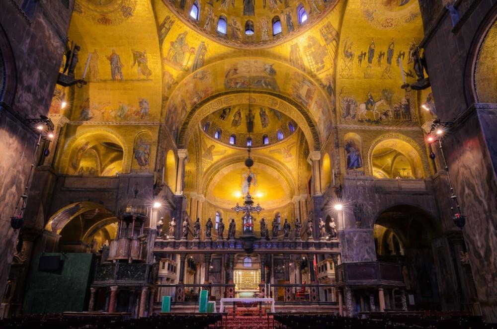 Legendary Venice - St Mark's Basilica and Terrace