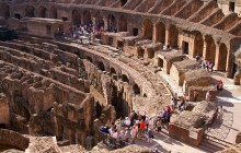 Colosseum & Hard Hat Tour of Emperor Nero's Golden Palace