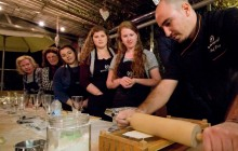 Pasta-Making Class: Cook, Dine & Drink Wine with a Local Chef