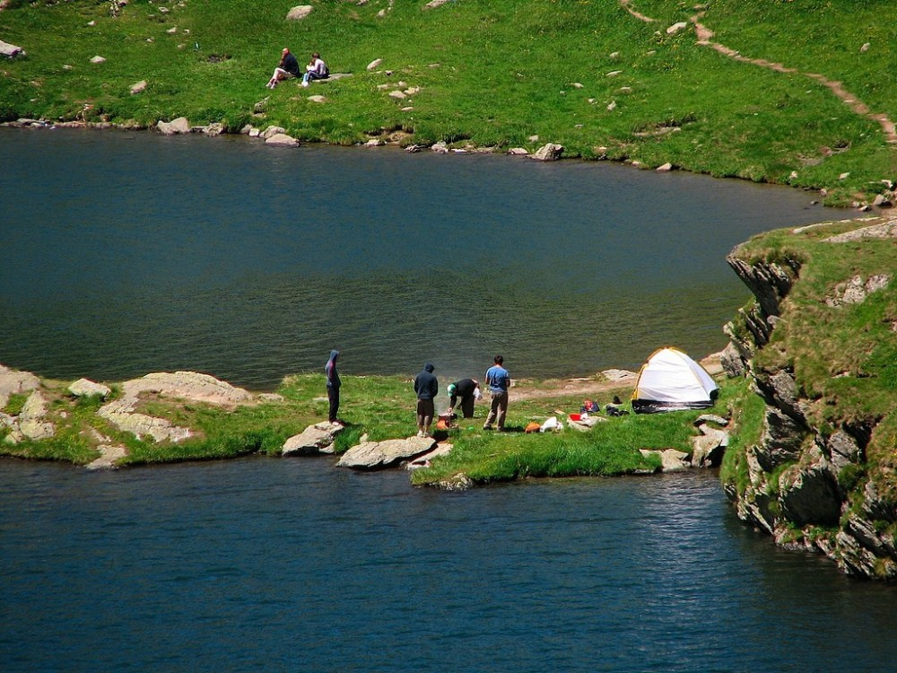 Balea Lake