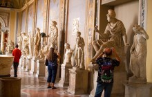 Late Entry Vatican Museum Highlights