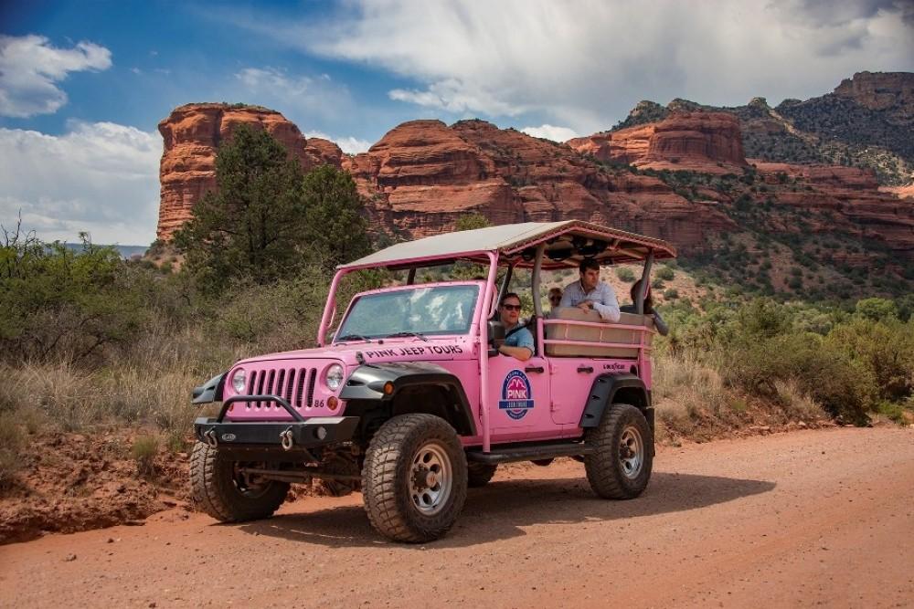 Ancient Ruins Jeep Tour