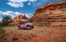 Sedona Scenic Rim 1.5 Hour Jeep Tour
