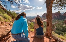 Sedona Scenic Rim 2 Hour Jeep Tour