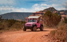 Red Rock Range Jeep Tour