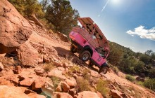 Ancient Ruins + Diamondback Gulch Combo Jeep Tour