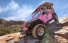 Broken Arrow Ultimate 4X4 Experience + Scenic Rim Combo Jeep Tour